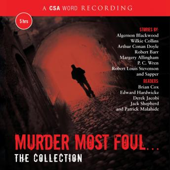 Murder Most Foul: The Collection, Various Authors