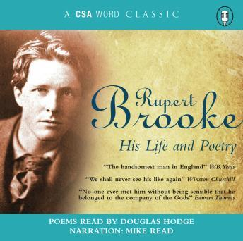 Rupert Brooke His Life and Poetry, Rupert Brooke