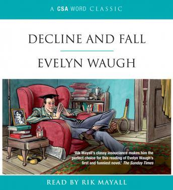 Decline and Fall, Evelyn Waugh