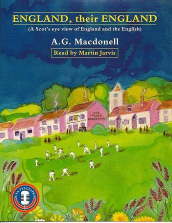 England, Their England, A.G. Macdonell