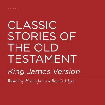 Classic Stories of the Old Testament, Martin Jarvis