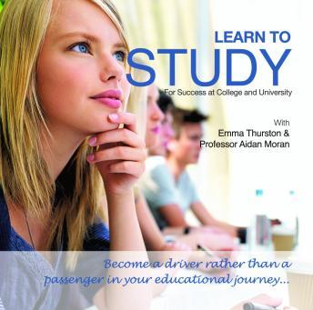 Learn to Study: For Success at College and University sample.