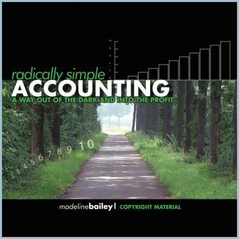 Radically Simple Accounting: A Way Out of the Dark and Into the Profit, Madeline Bailey