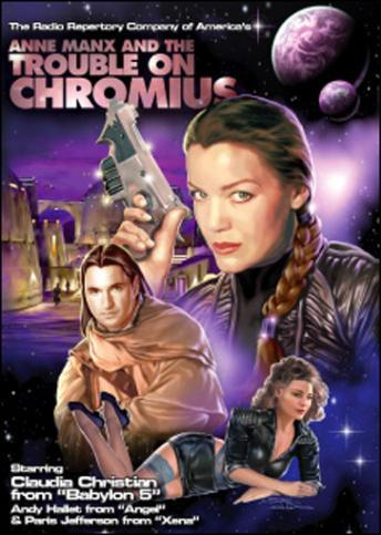 Download Anne Manx and the Trouble on Chromius by Larry Weiner