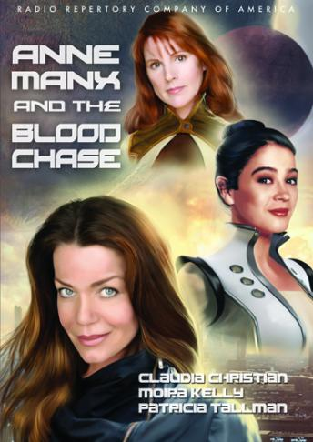 Download Anne Manx and the Blood Chase by Larry Weiner