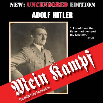 Mein Kampf (The Ford Translation)