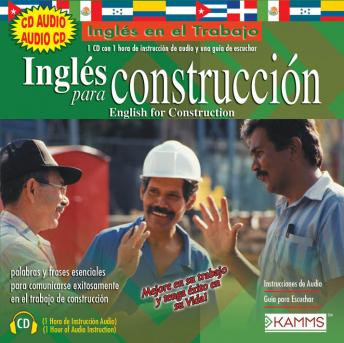 Inglés para Construcción / English for Construction Workers, Stacey Kammerman