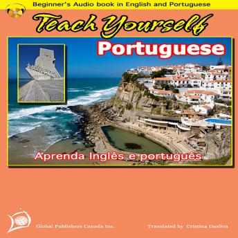 Download Learn Portuguese, English-Portuguese Beginner's Audio Book by Global Publishers Canada Inc.