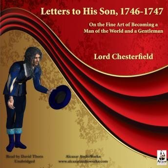 learning my letters listen to letters to his 1746 1747 by lord 1746