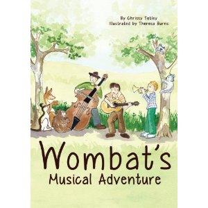 Wombat's Musical Adventure, Chrissy Tetley
