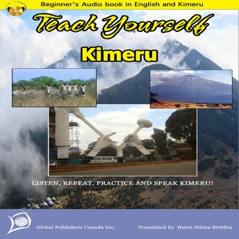 Learn to Speak Kimeru - (Spoken in Parts of Eastern Kenya)
