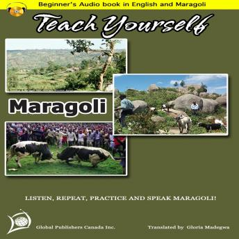 Learn to Speak Maragoli (Spoken in Parts of Western Kenya), Global Publishers Canada Inc.