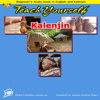 Learn to Speak Kalenjin (Spoken in Parts of Rift valley in Kenya)