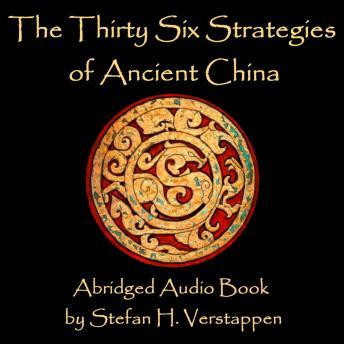 Download Thirty Six Strategies of Ancient China by Stefan H. Verstappen