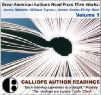Great American Authors Read From Their Works: Volume 1