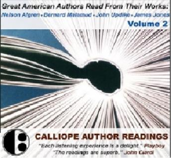 Great American Authors Read From Their Works: Volume 2