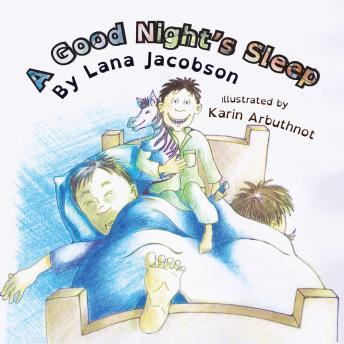 Good Night's Sleep (Audio Book), Lana Jacobson
