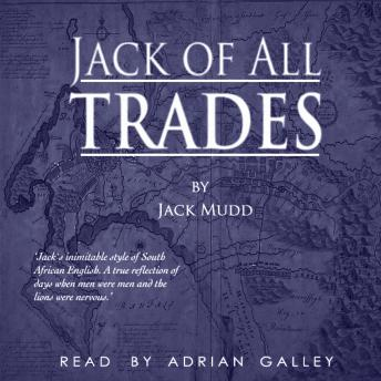 Jack of All Trades, Jack Mudd