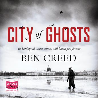 City of Ghosts, Ben Creed