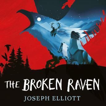 The Broken Raven: Shadow Skye book 2