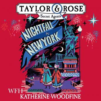 Nightfall in New York: Taylor & Rose Secret Agents Book 4
