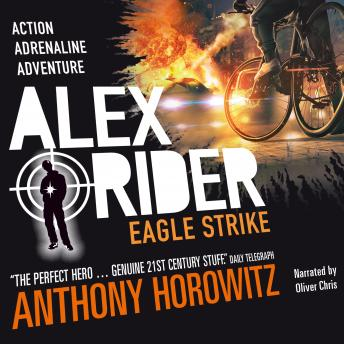 Eagle Strike: Alex Rider Book 4