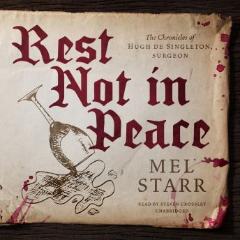 Rest Not in Peace