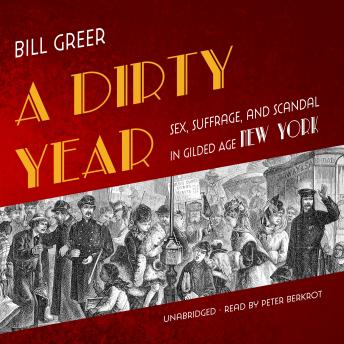 Dirty Year: Sex, Suffrage, and Scandal in Gilded Age New York, Bill Greer
