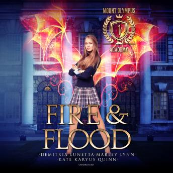 Download Fire & Flood by Demitria Lunetta, Kate Karyus Quinn, Marley Lynn