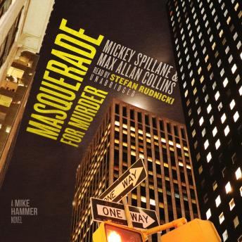 Masquerade for Murder: A Mike Hammer Novel