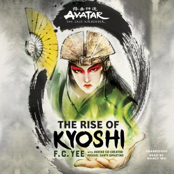 Avatar: The Last Airbender: The Rise of Kyoshi