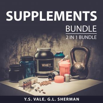 Supplements Bundle, 2 in 1 Bundle: The Truth About Niacin and Viagra Alternative