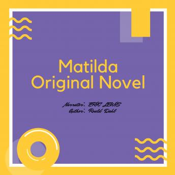 Matilda Original Novel