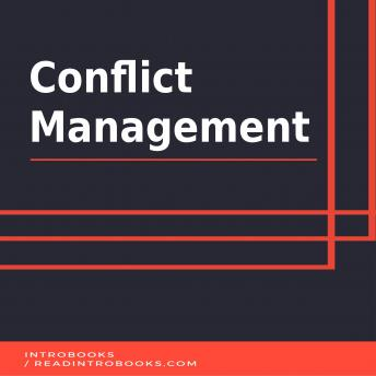 Conflict Management sample.