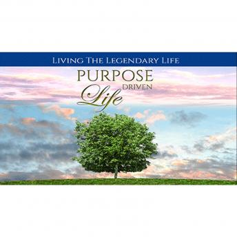 Purpose Driven Life - Live Your Life Based on What's Important to YOU: Learn How to Find Your Purpose and Live a Happier, More Conscious Life