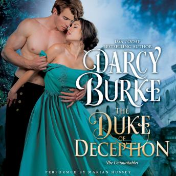Duke of Deception, Darcy Burke