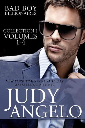 Bad Boy Billionaires Collection I, Audio book by Judy Angelo