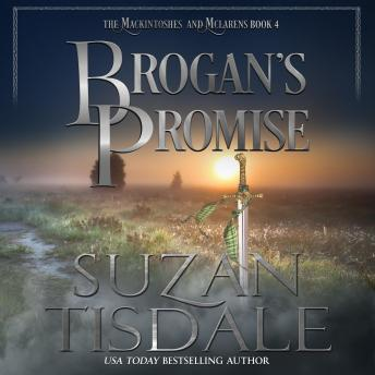 Brogan's Promise: Book Four of the Mackintoshes and McLarens, Suzan Tisdale
