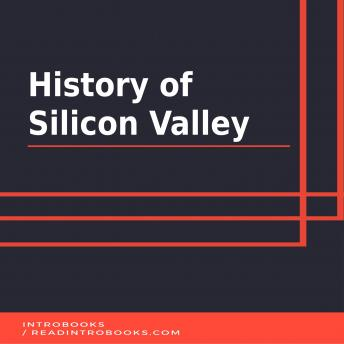 History of Silicon Valley, Introbooks
