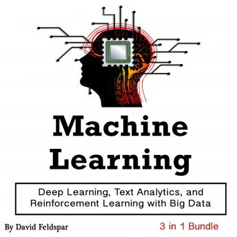 The Machine Learning: Deep Learning, Text Analytics, and Reinforcement Learning with Big Data