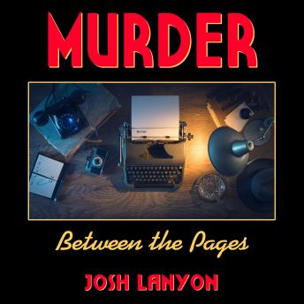 Murder Between the Pages, Josh Lanyon