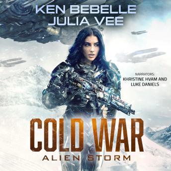 COLD WAR: Alien Storm: Omnibus Collection of Incursion, Siege, and Strike