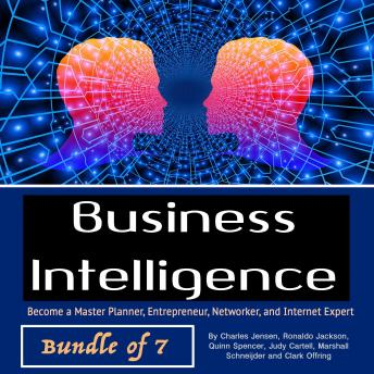 Business Intelligence: Become a Master Planner, Entrepreneur, Networker, and Internet Expert