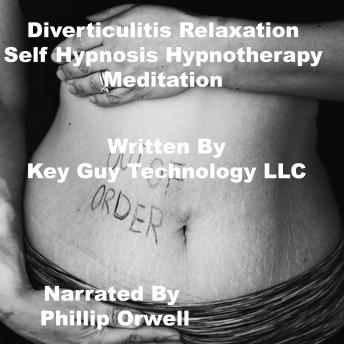 Diverculitis Self Hypnosis Hypnotherapy Meditation sample.
