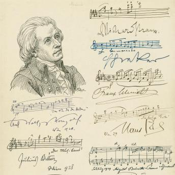 100 classical music selections: contains the famous classical repertoire from 1685 to 1928