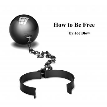 Download How to Be Free by Joe Blow
