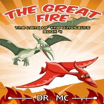 The Land of The Dinosaurs Book: Dinosaur Childrens Books