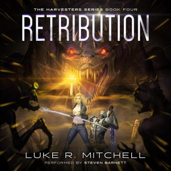 Retribution: A Post-Apocalyptic Alien Invasion Adventure sample.