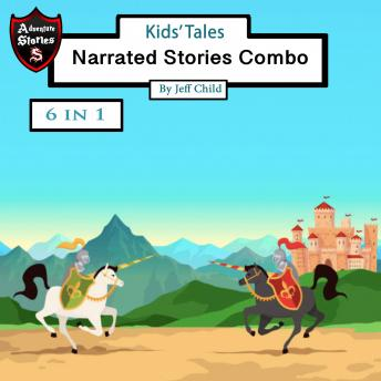 Kids' Tales: Narrated Stories Combo