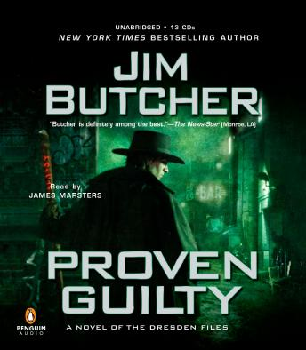 Proven Guilty, Jim Butcher